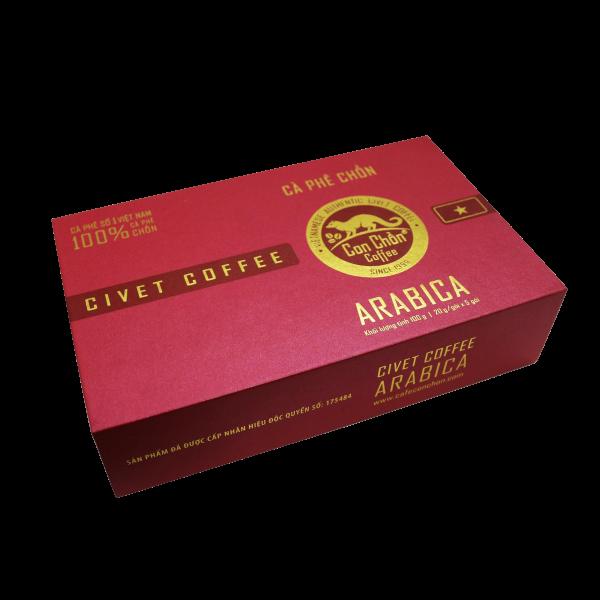 Cà Phê Chồn Cao Cấp - CIVET Coffee Arabica